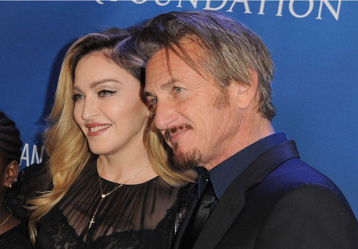 Шон Пенн и Мадонна снова вместе