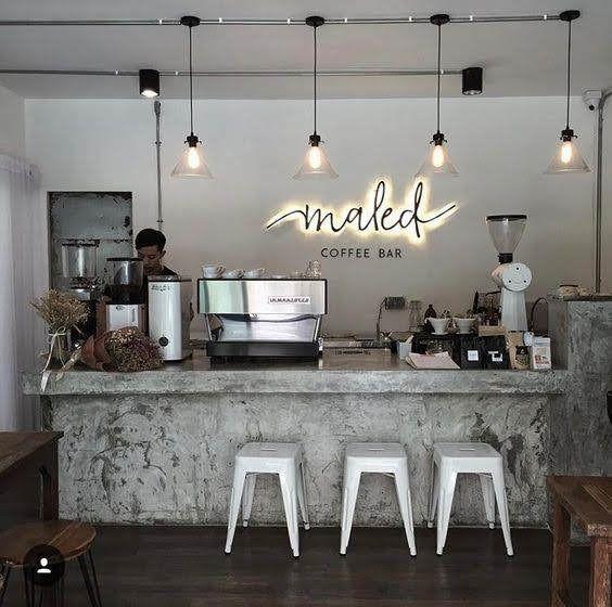 DAS K QUẾY BAR CAFE – Café Ideen – #bar #Cafe …