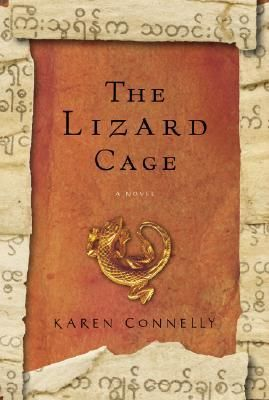 The Lizard Cage by Karen Connelly, first mentioned on page 107 of The End of Your Life Book Club. Will Schwalbe's mother brought this book to a doctor's visit for her son to read; in exchange, he brought her People of the Book by Geraldine Brooks.