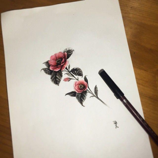 1,166 отметок «Нравится», 8 комментариев — 타투이스트 꽃 (@tattooist_flower) в Instagram: «#tattoo#tattoos#tattooing#tattoowork#flowertattoo#타투#타투도안#타투디자인#꽃타투#동백꽃#컬러타투#여자타투#타투이스트꽃#tattooistflower…»