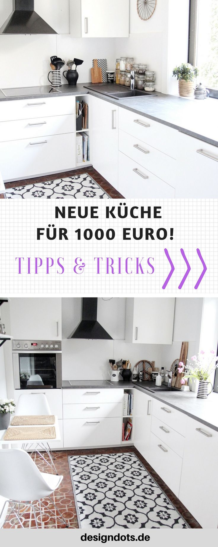 1253 best KÜCHE images on Pinterest | Kitchens, Home ideas and ...