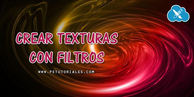 Crear texturas con filtros Photoshop Tutorial | PS Tutoriales