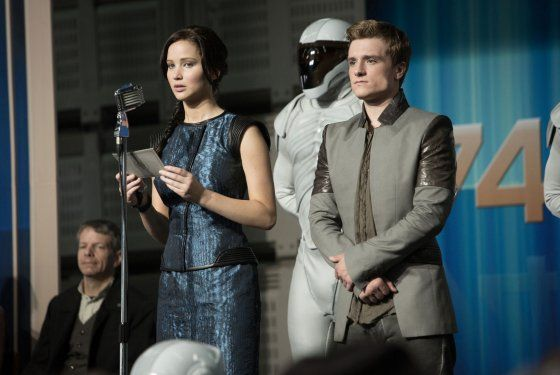 Who are you in Panem?