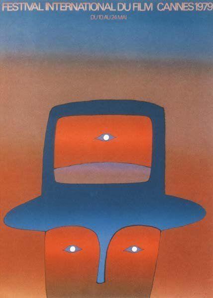 La 32ème édition du Festival de Cannes, en 1979 Auteur de laffiche: Folon. Palme dOr:Apocalypse Now de Francis Ford Coppola et Le tambour de Volker Schlöndorff.