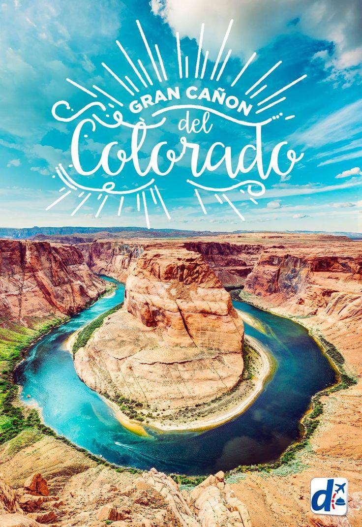 ¿Estás preparado para la aventura de tu vida? Descubrí el #GranCañónDelColorado con estas actividades de Despegar.com #trip #travel