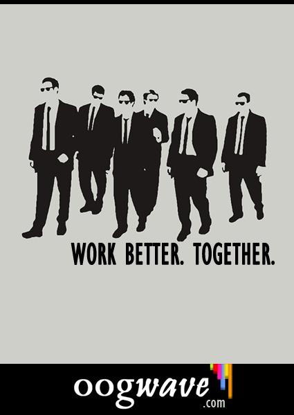 Team Work.