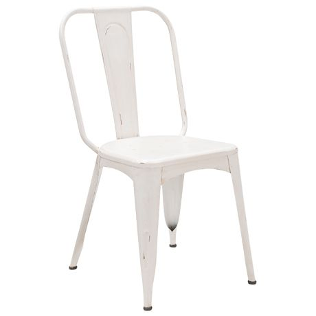 Freedom - Laurent Dining Chair  White $199