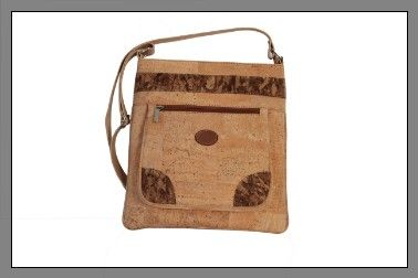 Shoulder bag Sophia - Cork handbags-Provide high quality and unique vegan bags .