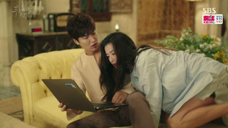 Legend of the Blue Sea: Episode 2 » Dramabeans Korean drama recaps