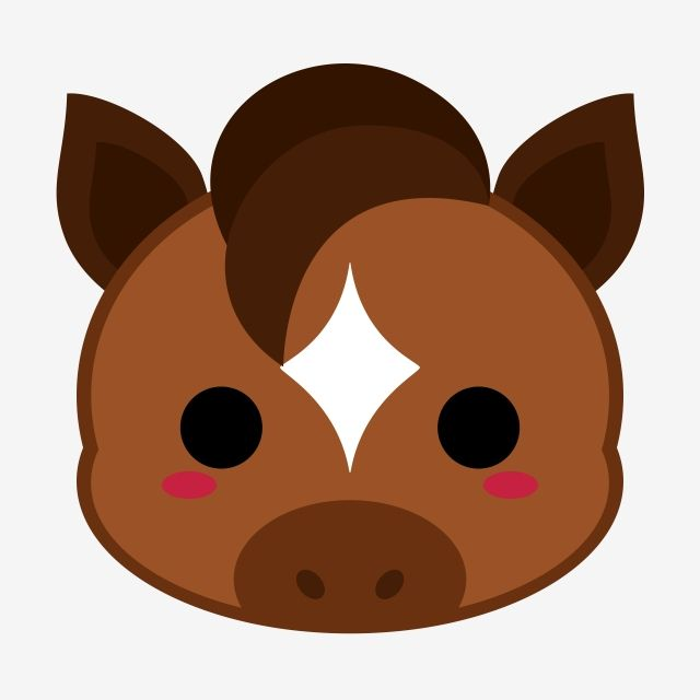Cute Brown Horse Head Horse Head Clipart Cute Icons Head Icons Png Transparent Clipart Image And Psd File For Free Download Cute Cartoon Drawings Cute Little Drawings Cute Kawaii Drawings
