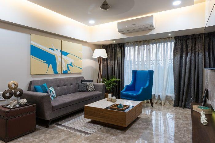 A Bright Cheery Mumbai Apartment Indian Living Rooms Living