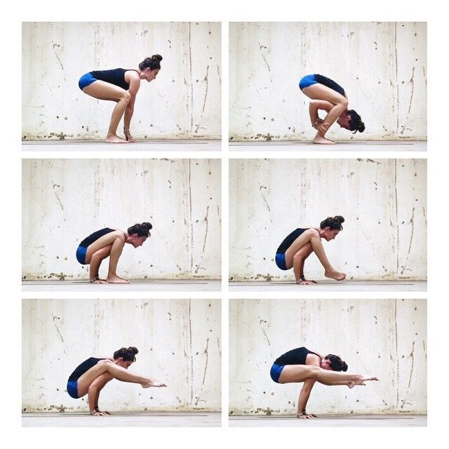theultimatefitspo:   Firefly pose tutorial by... - Live Carefree