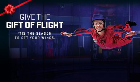 Make the dream of flight a reality at iFly Loudoun. Our indoor skydiving facility allows you to feel the rush of flying in a fun, safe environment