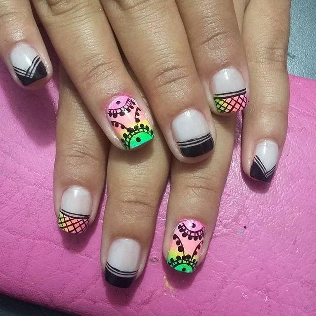 decoracion de uñas (@decoracion_de_unas_francy) • Fotos y vídeos de Instagram