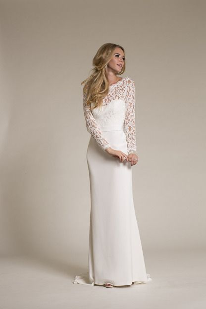 Sophisticated and shapely: http://www.stylemepretty.com/lookbook/designer/amy-kuschel/ #SMPLookBook