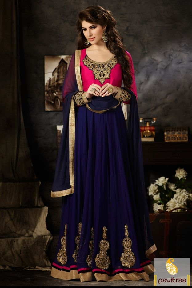 316 best Bridal Salwar Suit Collection images on Pinterest ...