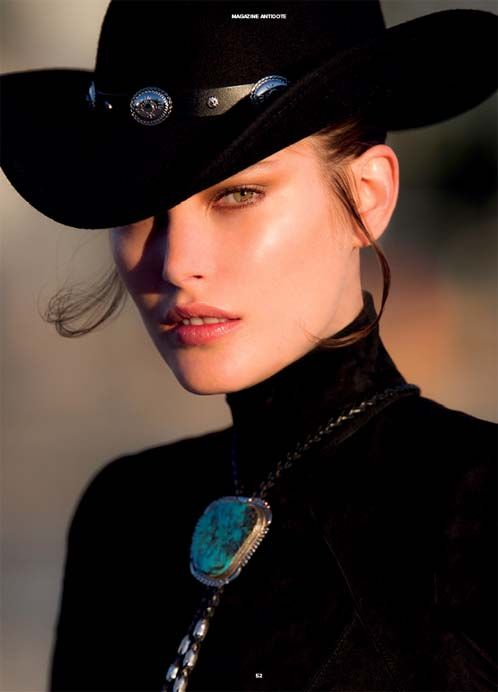 Hans Feurer for Antidote