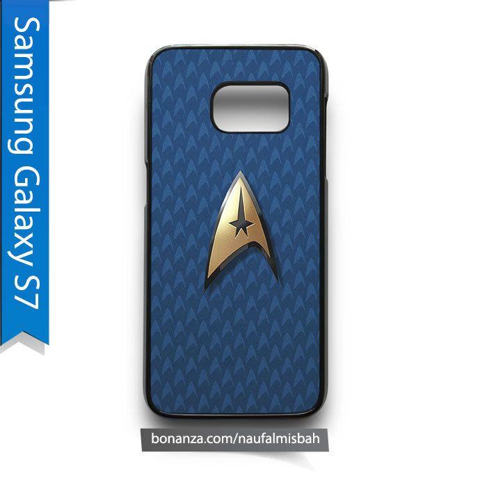 Star Trek Logo Pattern Samsung Galaxy S7 Case Cover