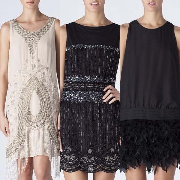 M s de 25 ideas incre bles sobre vestidos a os 20 en pinterest vestido charleston vestido - Fiesta anos 20 ...