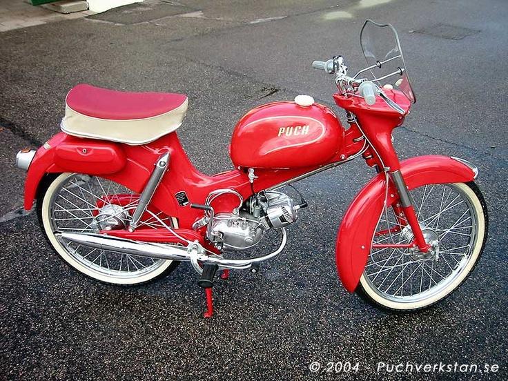1961 Puch VS 50 SKF