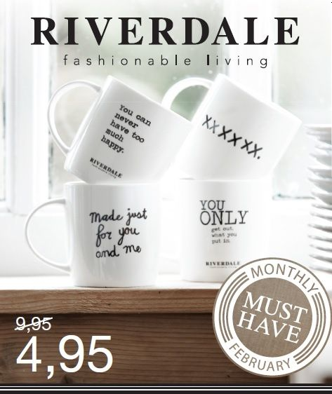 Riverdale   Must Have   ** Februari 2015 **