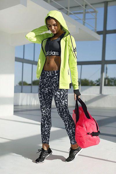 Legíny, adidas Performance #sport #active #lifestyle #fitness #health