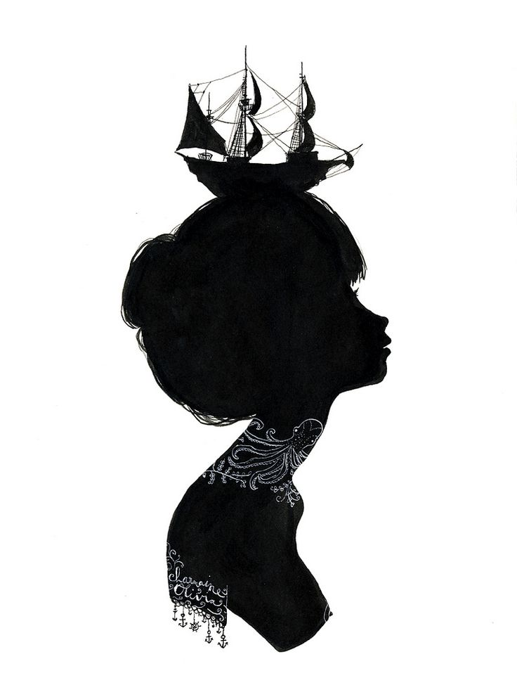 83 best images about silhouettes and gift ideas on pinterest silhouette portrait hula and witches. Black Bedroom Furniture Sets. Home Design Ideas