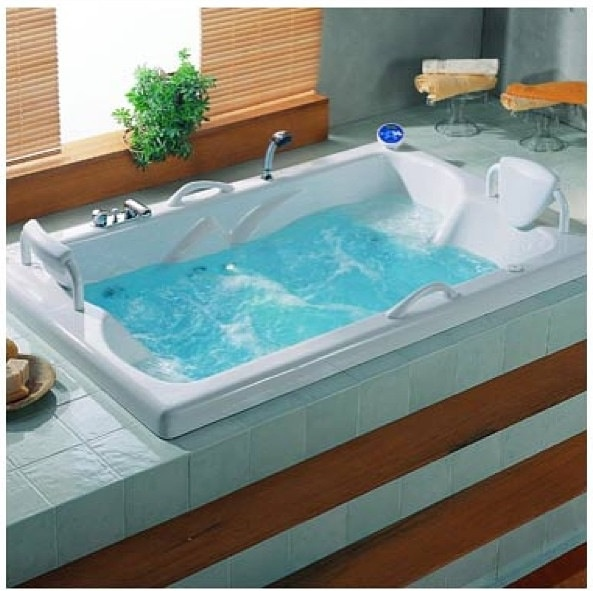 14 best Dream Jacuzzi Tubs images on Pinterest | Bathtub, Jacuzzi ...