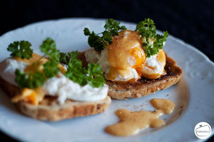Jajka po benedyktyńsku | Eggs ala Benedict