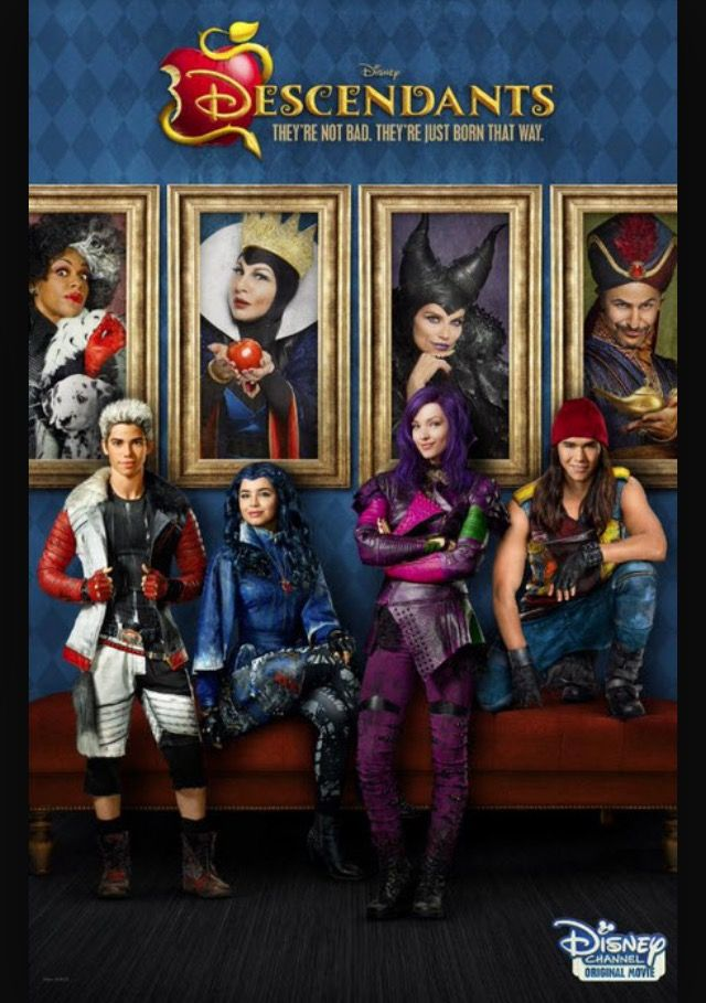 This Movie is the best movie ever. And In the movie Mal and the Prince become boyfriend and girlfriend and i know that there will be a Desendants 2 well i beileave that there will be