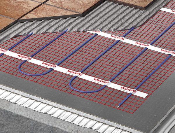 Warmup Underfloor Heating In 2020 Floor Heating Systems Heated Floor Mat Underfloor Heating