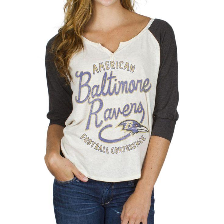 Baltimore Ravens - Rookie Juniors Raglan