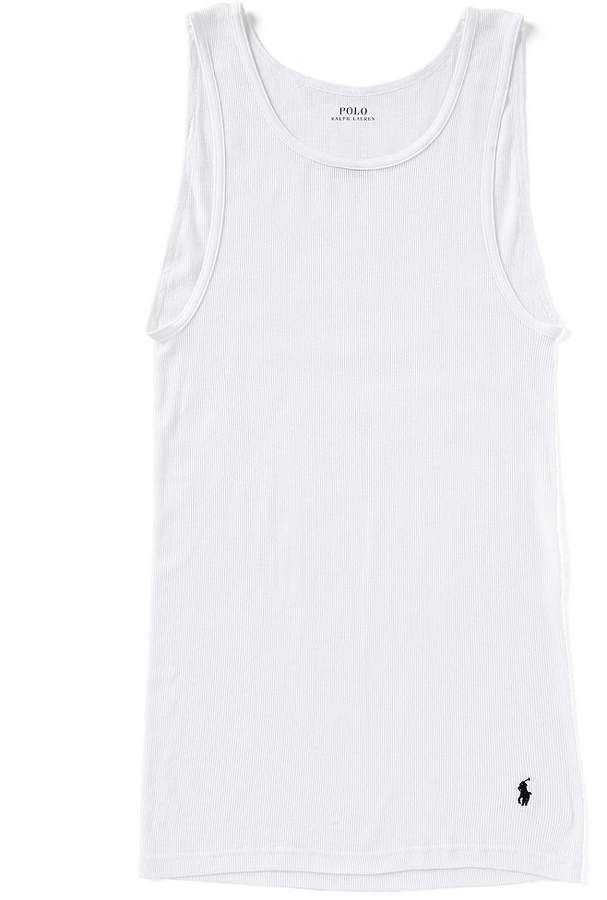 0f708505212c1 Polo Ralph Lauren Big   Tall Classic Fit Tanks 2-Pack