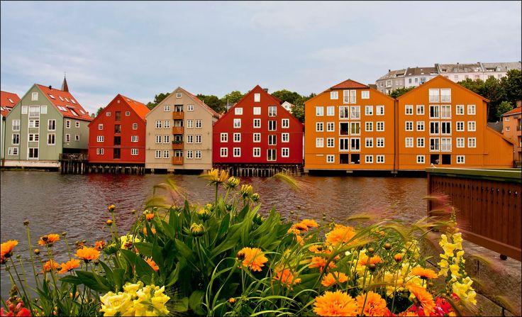 Panoramio - Photos of the World, Trondheim Norway
