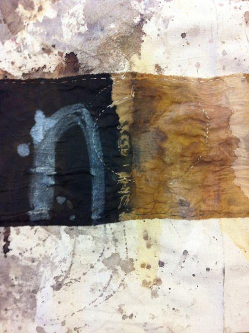 India Flint  At the Anna Leonowens Gallery  Halifax Nova Scotia  1 - 12 November 2011