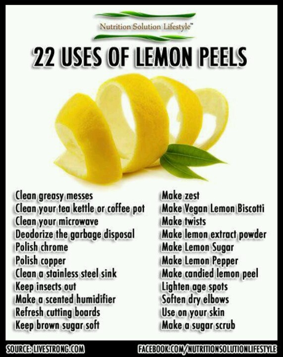 Lemon peels... Lemon uses, Lemon health benefits, Lemon