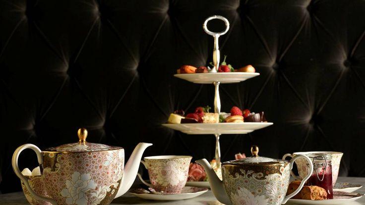Den britiske tradisjonen med te og scones holdes levende på Grand Hotel i Oslo. Her er deres oppskrift på scones med tørket frukt.