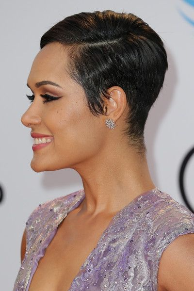 Grace Gealey Photos Photos - Actress Grace Gealey attends the 47th NAACP Image Awards presented by TV One at Pasadena Civic Auditorium on February 5, 2016 in Pasadena, California. - 47th NAACP Image Awards Presented By TV One - Arrivals