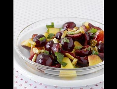 Podzimní ovocný salát