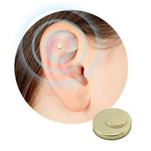 2PCS Magnet Auricular Quit Smoking Zerosmoke ACUPRESSURE Patch Not Cigarettes Health Therapy //Price: $US $1.48 & FREE Shipping //