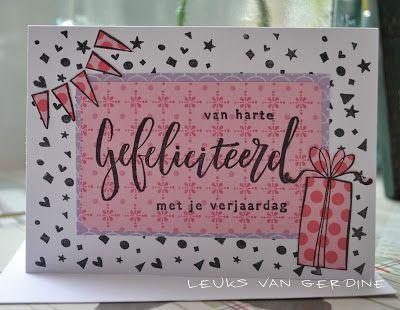 Leuks van Gerdine