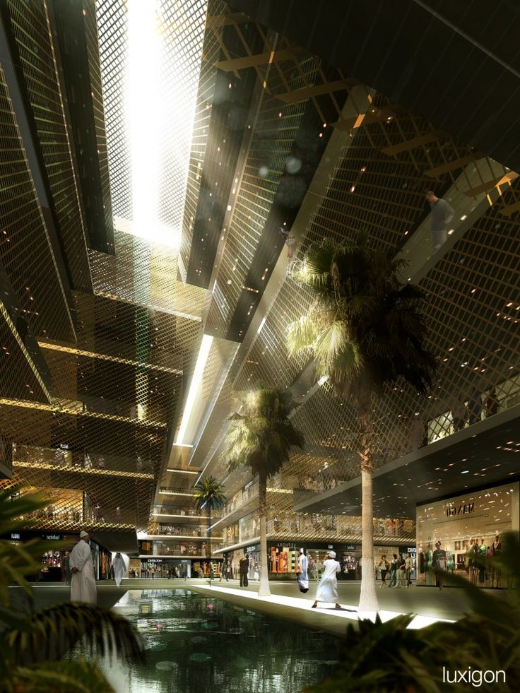 Urban Planning – Abu Dhabi, UAE « LUXIGON