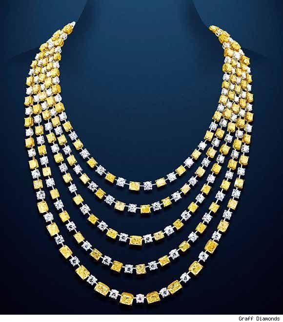GRAFF e os mais lindos diamantes do mundo! | 40 Forever