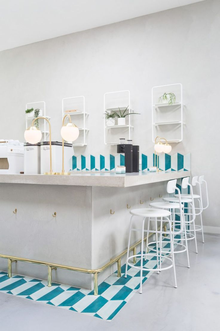 Ideas about small cafe design on pinterest coffee
