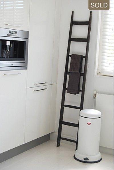 Afbeeldingsresultaat voor waar theedoek ophangen in keuken