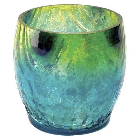 Mediterranean Splash Candleholder