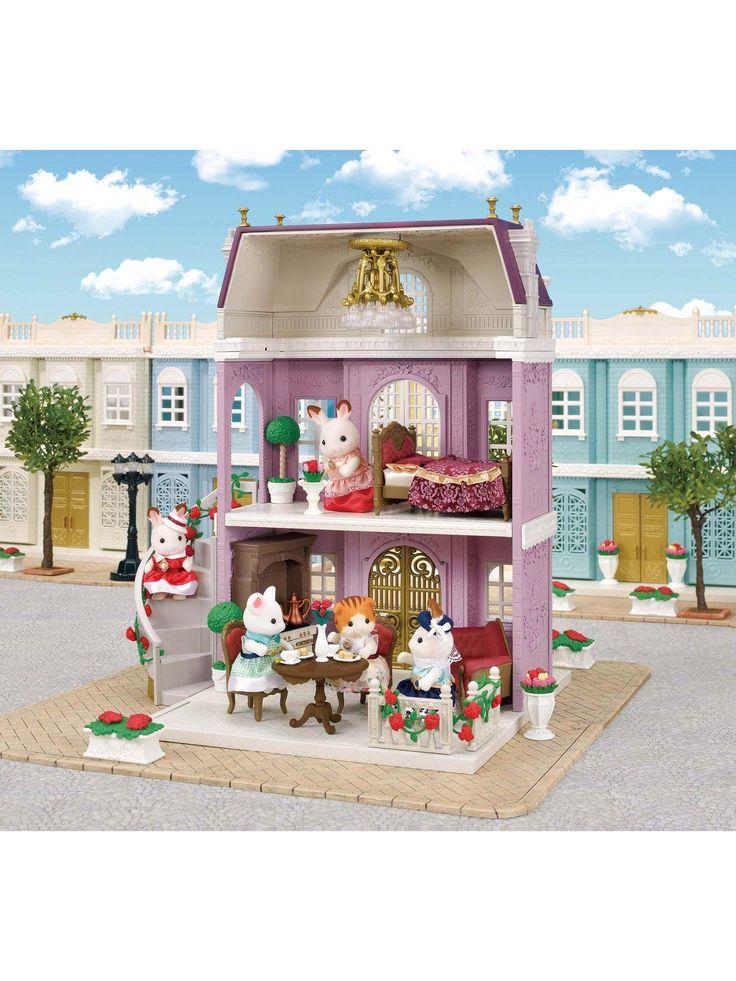 Sylvanian Families Elegant Town Manor One Colour