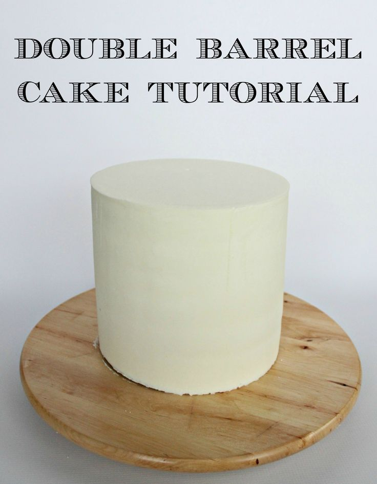 How Many Layers In A Double Barrel Cake