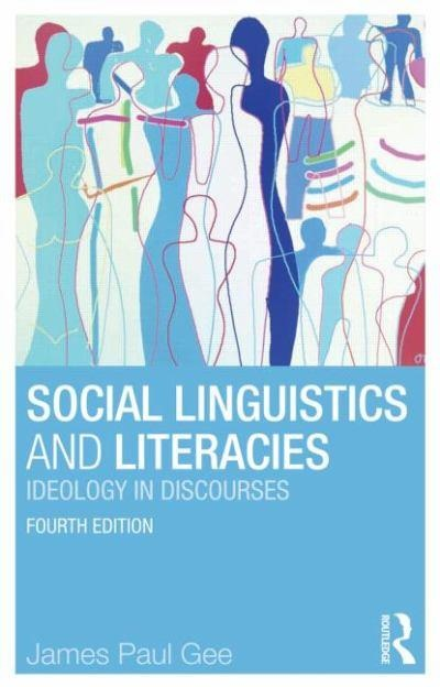 james paul gee s introduction to literacy discourse and linguistics See all books authored by james paul gee, including what video games have to teach us about learning and literacy, and an introduction to discourse  linguistics.