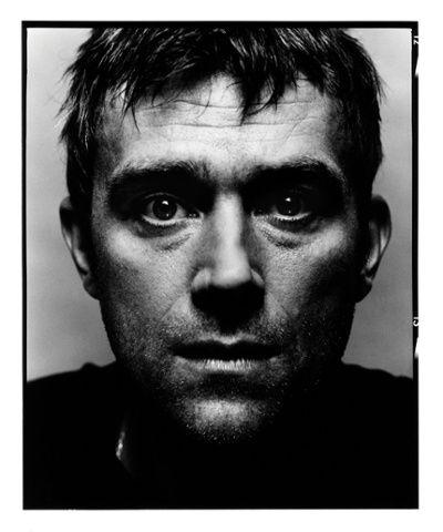 Damon Albarn, 2007. Photograph: David Bailey